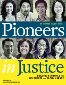 Pioneers in Justice: Building Networks and Movements for Social Change (2014)