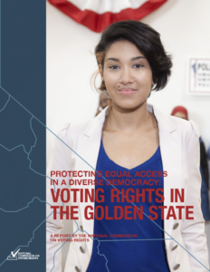 Protecting Equal Access in a Diverse Democracy: Voting Rights in the Golden State (2014)
